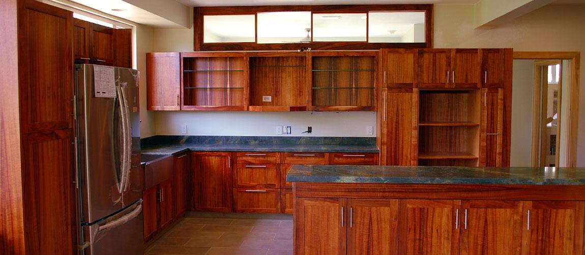 Koa Kitchen Full View